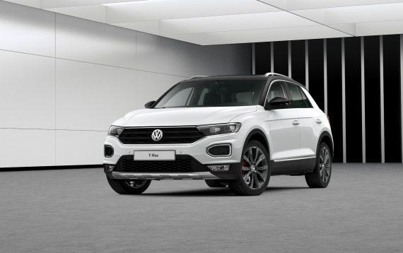 Volkswagen – T-Roc – Elegance