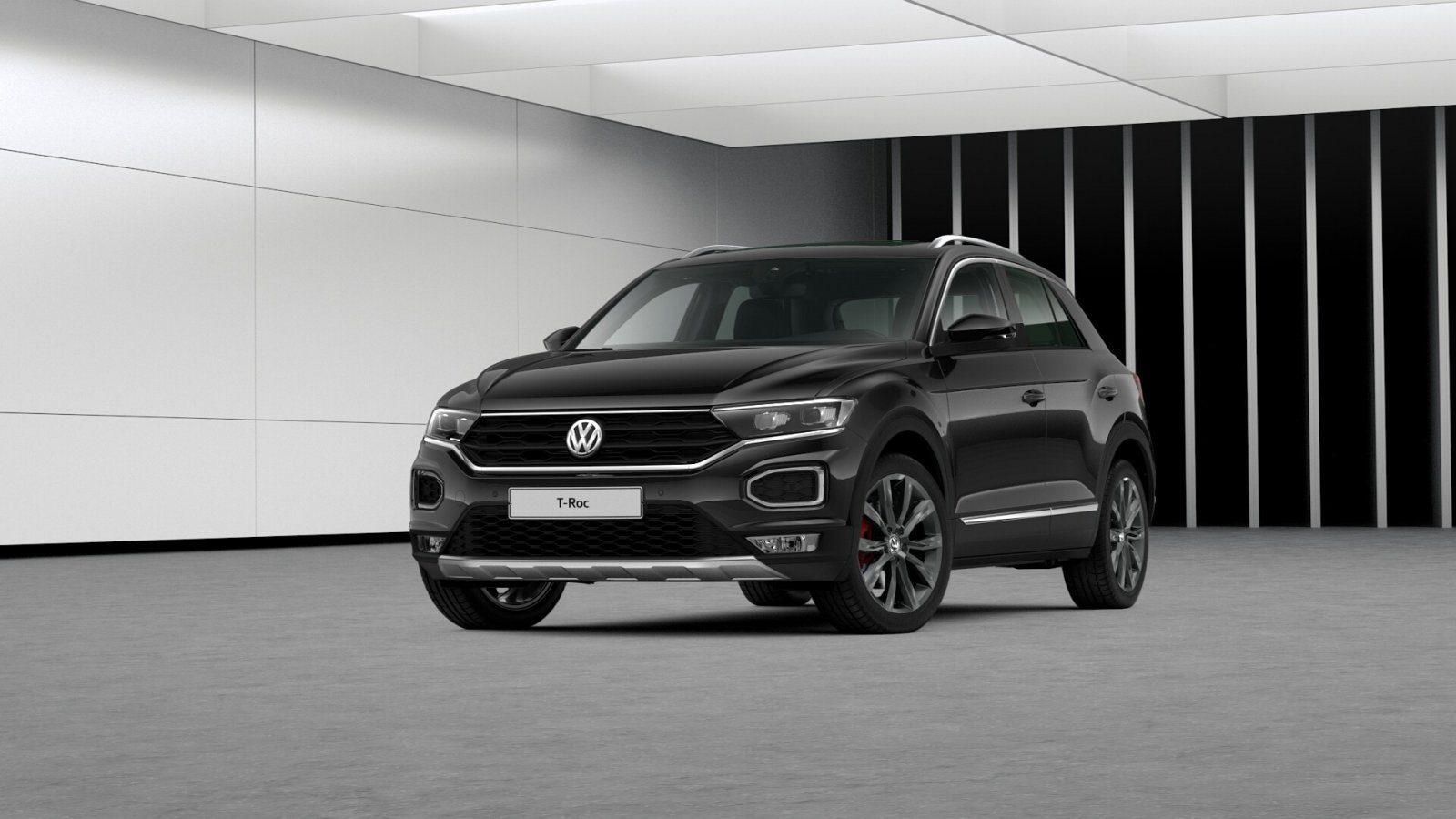 Volkswagen – T-Roc – Elegance DSG