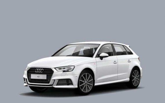 Audi – A3 Sportback – Design + S line Ext.