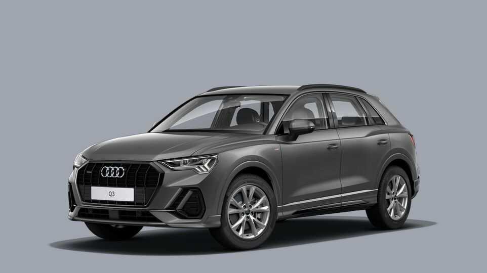 Audi – Q3 – S line