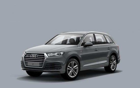 Audi – Q7 – S line