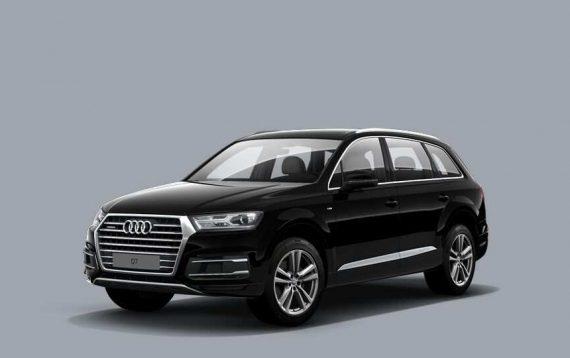Audi – Q7 – Etron S-line