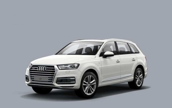 Audi – Q7 – Etron S line