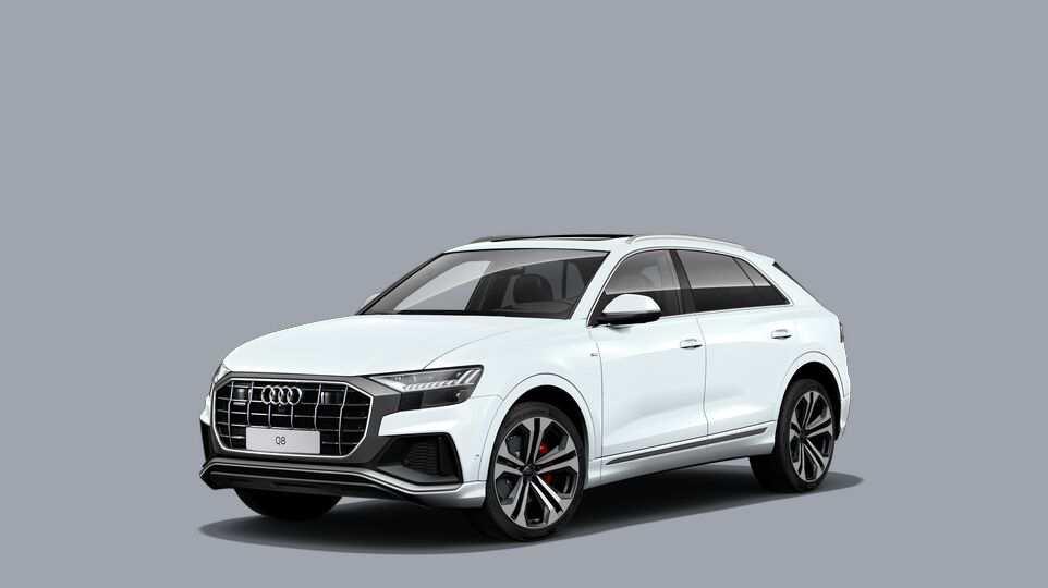 Audi – Q8 – S line