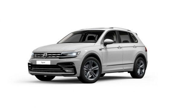 Volkswagen – Tiguan – Comfortline/R-line Ext.