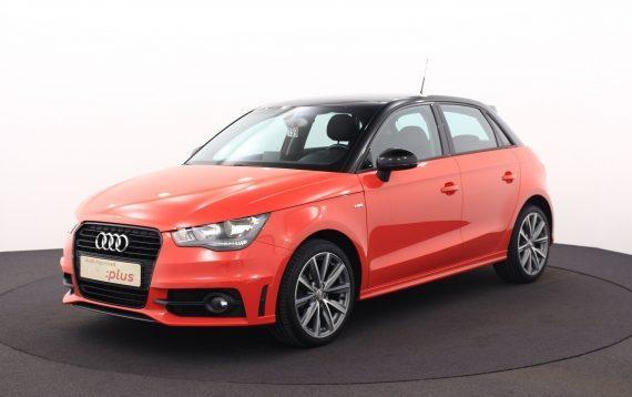 Audi – A1 Sportback – Admired