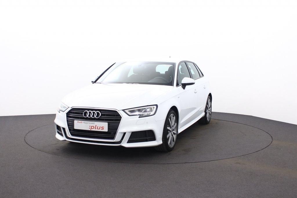 Audi – A3 Sportback – Sport + S line Ext