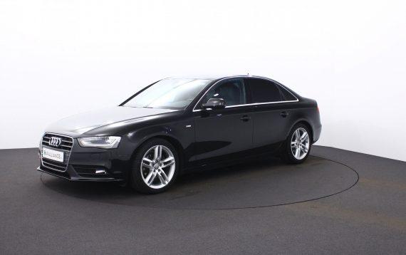 Audi – A4 Berline – S-line