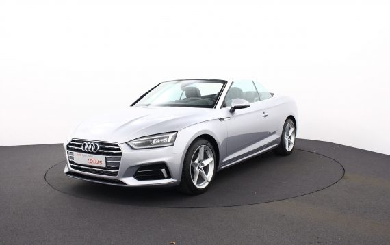 Audi – A5 Cabriolet – Sport