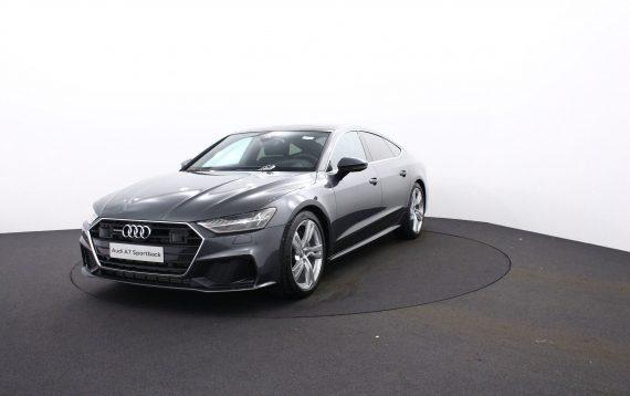 Audi – A7 Sportback – S line