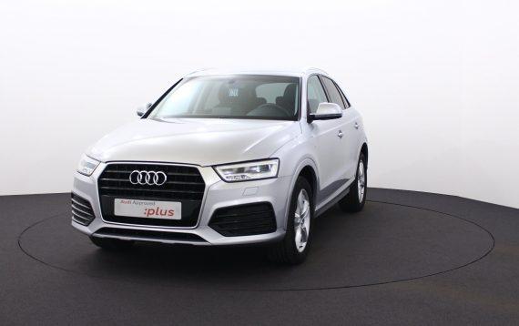 Audi – Q3 – Design/S line EXT.