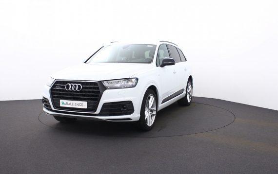 Audi – Q7 – S-line+Ext.