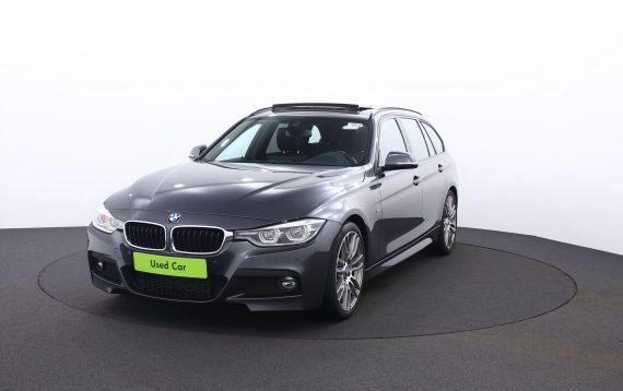 BMW – 320 – Pack M