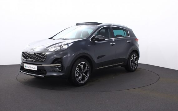 KIA – Sportage – Gtline + Pack Luxury