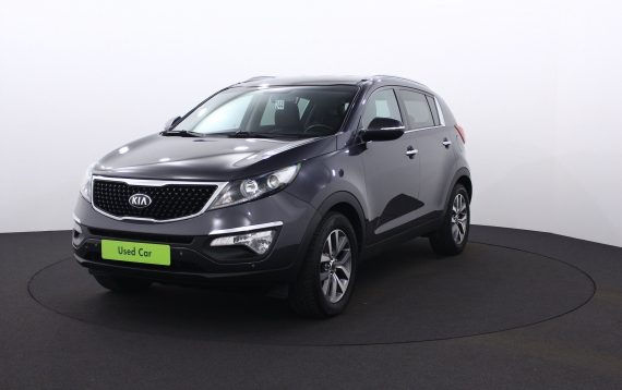 KIA – Sportage – World Edition