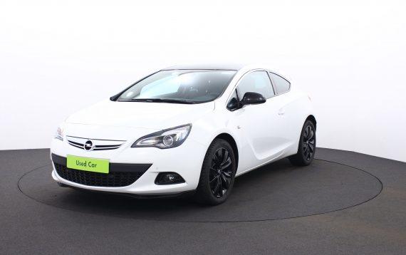 Opel – Astra – GTC Black Edition
