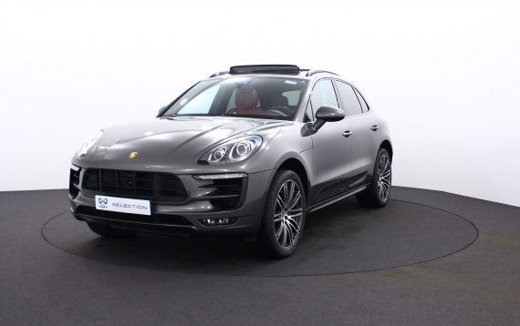 Porsche – Macan – Turbo
