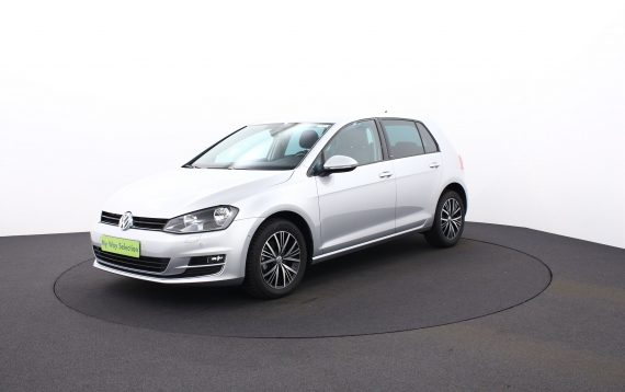 Volkswagen – Golf – Allstar