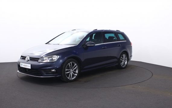 Volkswagen – Golf Variant – R-Line + Ext.