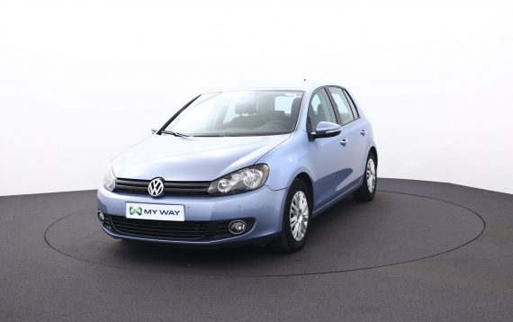 Volkswagen – Golf VI – BlueMotion