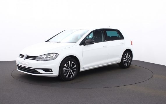 Volkswagen – Golf VII – IQ.Drive