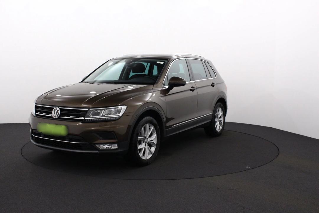 Volkswagen – Tiguan – Highline