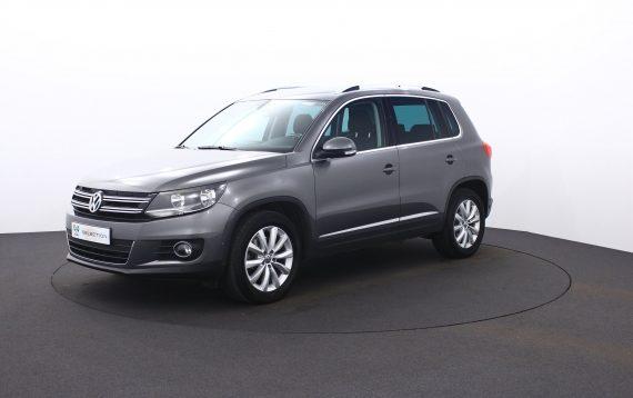 Volkswagen – Tiguan – Sport+Style