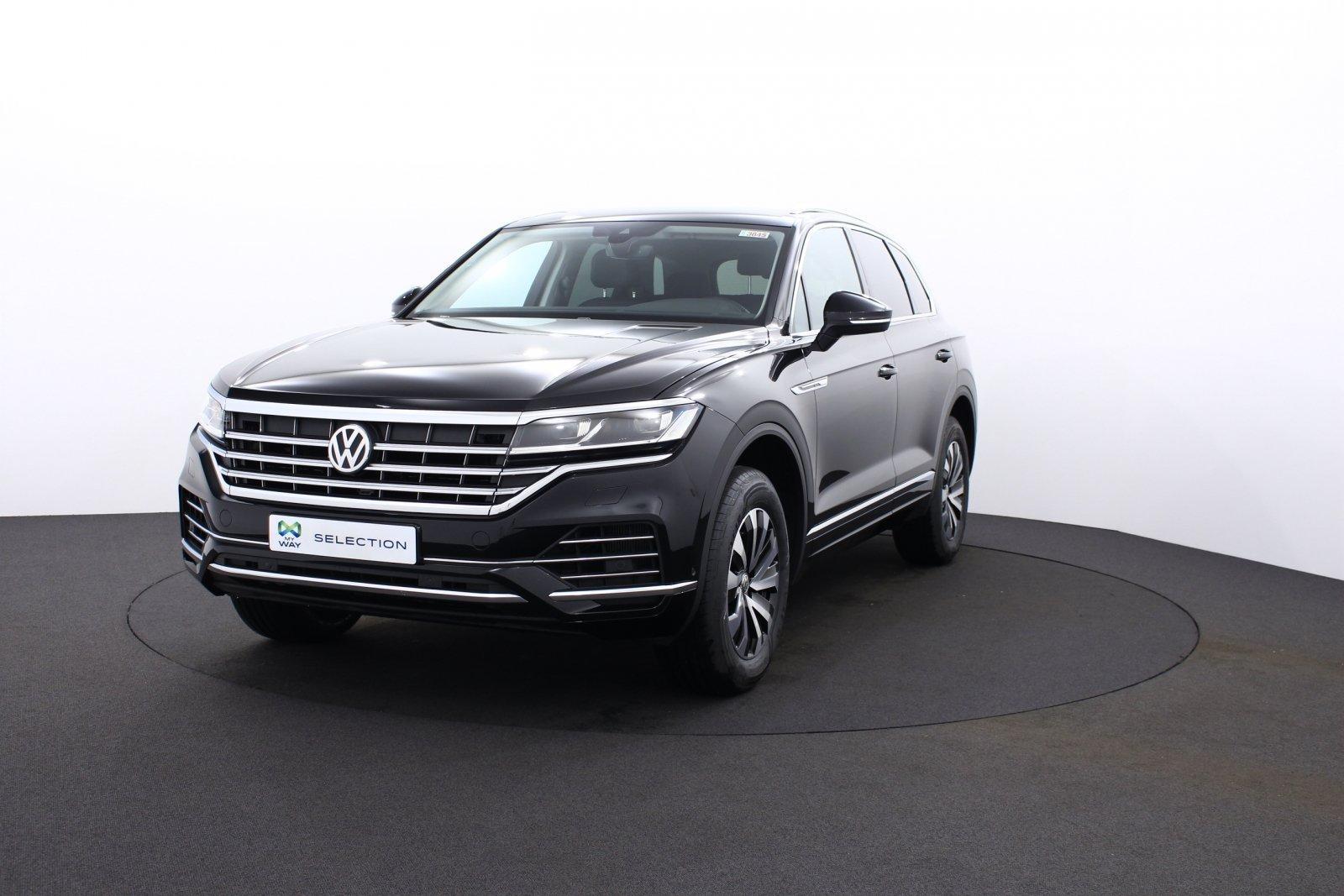 Volkswagen – Touareg – Design Elegance