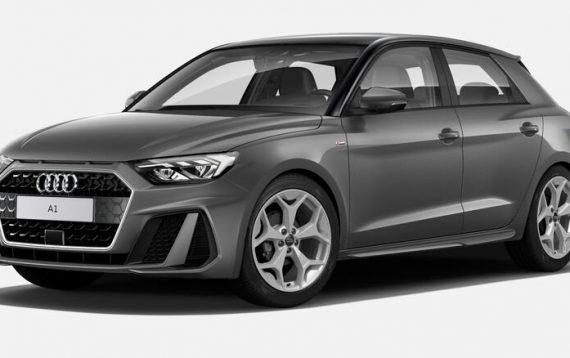 Audi – A1 Sportback – S-line